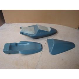 Coque arrière biplace GSXR 600 / 750 00-03