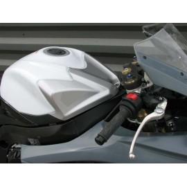 Cache réservoir 600 / 750 GSXR 2008-2010