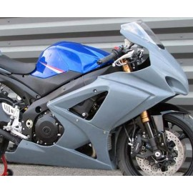 Carénage en 2 parties GSXR 1000 2007-08