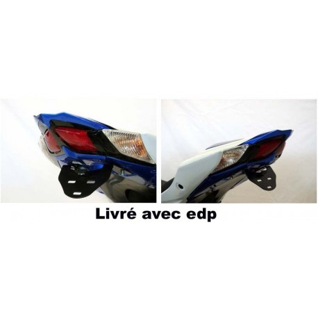 Supports de plaque Suzuki R & G Racing GSXR1000 2009-2015
