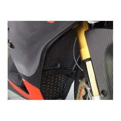 Grilles de radiateur Aprilia R & G Racing RSV4