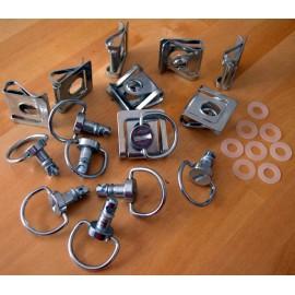 visserie aluminium moto inox fixations xaiss bike accessoires moto. Black Bedroom Furniture Sets. Home Design Ideas