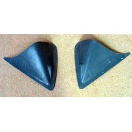 Déflecteurs de tête de fourche FZ 750 87-94