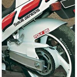 Garde boue arrière 1000 FZR Genesis 87-88