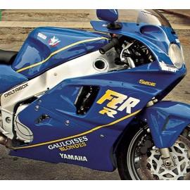 Carénage en 2 parties FZR 1000 Endurance OW01 89-90