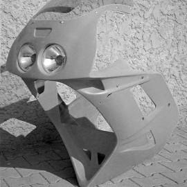 Carénage en 3 parties FZR 1000 Exup 91-93