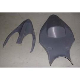 Coque arrière monoplace R1 04-06