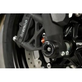 Tampons de fourche Triumph R&G Racing