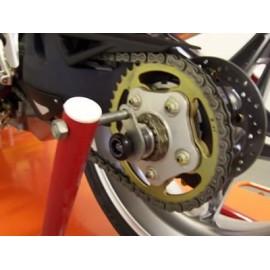 Tampons de bras oscillant MV Agusta R&G Racing