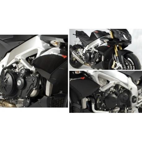 Tampons de protection Aprilia R&G Racing Tuono V4 2011-2016