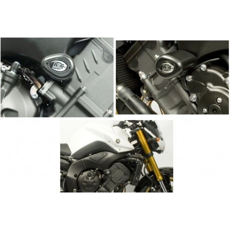 Tampons de protection Yamaha R&G Racing FZ8