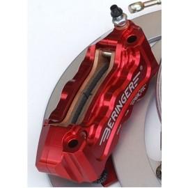 Etriers de frein avant Kawasaki Beringer radial rouge 1