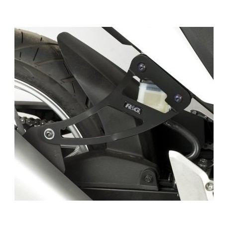 Supports de silencieux Honda R & G Racing simple 2