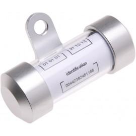 Support de vignette d'assurance rotatif tube