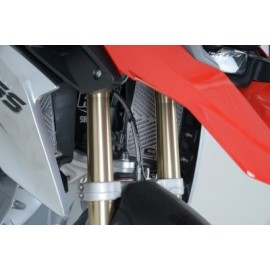 Grille de radiateur BMW inox R&G Racing