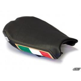 Housse pilote 848 1098 1198 Team Italia cuir
