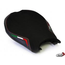 Housse pilote 848 1098 1198 Team Italia Suede