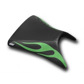 Housse pilote ZX6R 03-04 Flame Carbone
