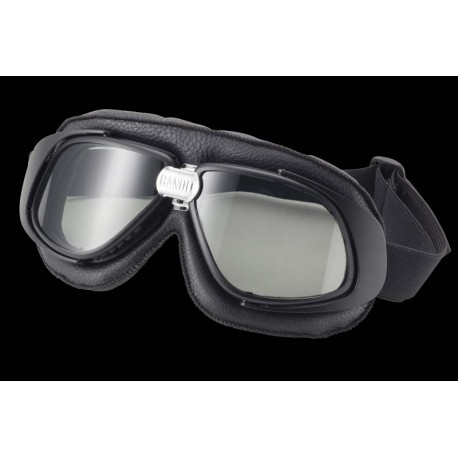 Lunettes Bandit Helmets cuir noir