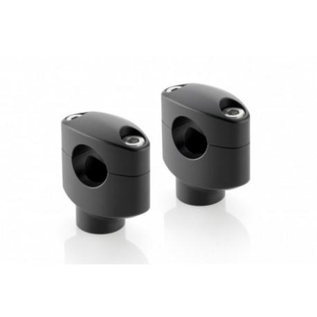 Pontets de guidon Rizoma à vis diamètre 25,4mm