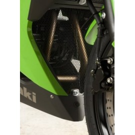 Grille de protection de collecteur Kawasaki R&G Racing