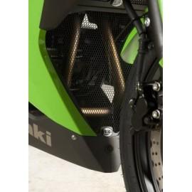 Grille de protection de collecteur Kawasaki R&G Racing