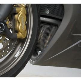 Grille de protection de collecteur Triumph R&G Racing