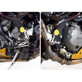 Obturateur ou insert de cadre Benelli R&G Racing TNT