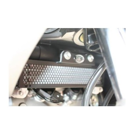 Grille de radiateur d'huile Honda R&G Racing