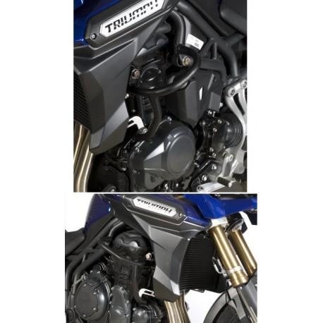 Protections latérales R & G Racing Triumph 2