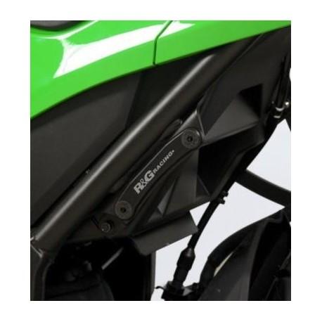 Obturateurs de reposes pieds arrière R&G Racing Kawasaki 2
