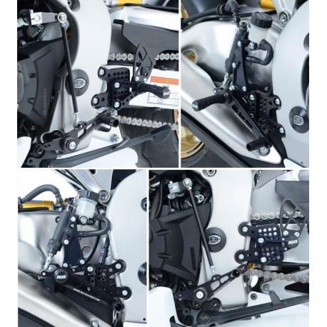 Commandes reculées Honda R&G Racing CBR