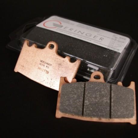 Plaquettes de frein Beringer 2654R2