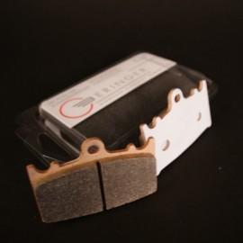 Plaquettes de frein Beringer 2654S