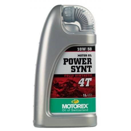 Huile moteur Racing Power Synt 4T Motorex 1 litre