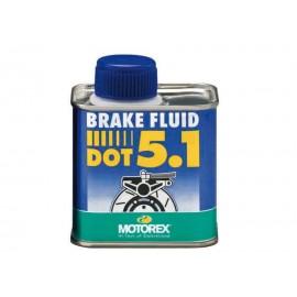 Liquide de frein/embrayage Dot 5.1 Motorex