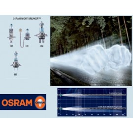 Ampoules Osram night breaker