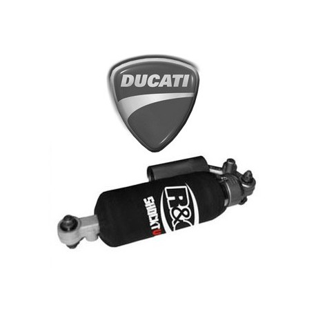 Protections d'amortisseur Ducati R & G Racing 2