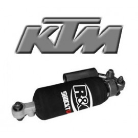 Protection d'amortisseur KTM R&G Racing