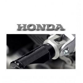 Adaptateurs passager Honda pour reposes pieds Rizoma