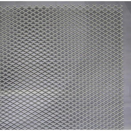 Grilles Aluminium anodisées 1