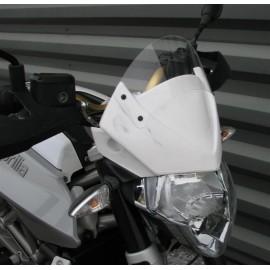 Saute vent Aprilia Shiver 750 avec bulle courte