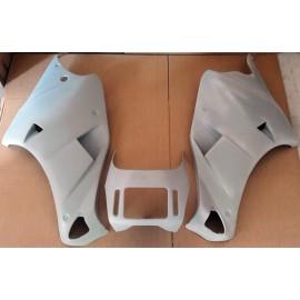 Carénage en 3 parties Ducati Superbike 851 / 888 ensemble de 3 pièces