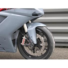 Garde boue avant Ducati 848 1098 et 1198