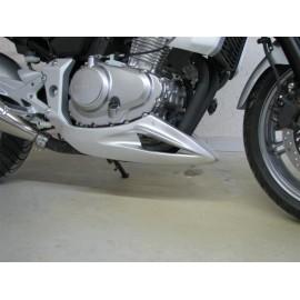 Sabot moteur Honda 500 CBF vue de droite