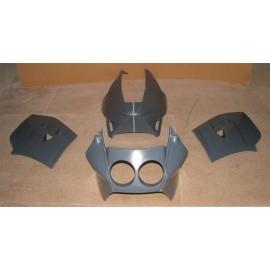 Carénage en 4 parties double optiques 750 VFR 88-89