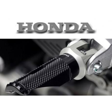 Adaptateurs de reposes pieds Rizoma pilote Honda