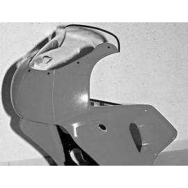 Carénage en 2 parties CBR 900 RR 94-95 haut de carénage flancs et tête de fourche