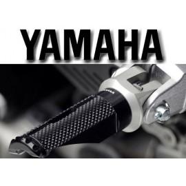 Adaptateurs pilote Yamaha pour reposes pieds Rizoma