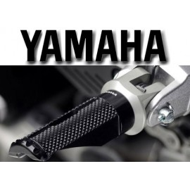 Adaptateurs passager Yamaha pour reposes pieds Rizoma